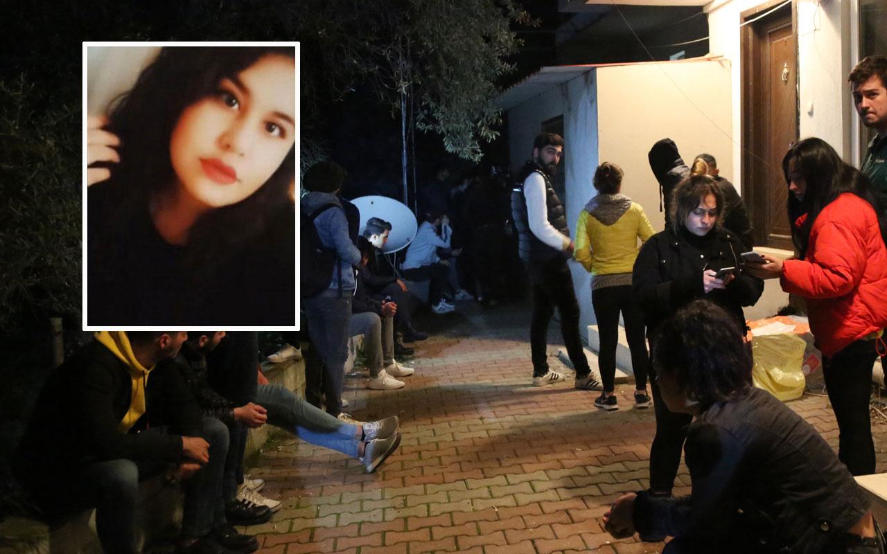 Üniversite öğrencisi genç kız kaldığı apartta ölü bulundu