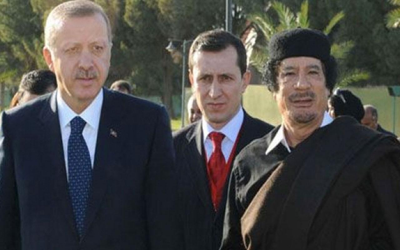 Emrullah İşler Erdoğan-Kaddafi görüşmesini anlattı! Kimler için lağım fareleri dedi