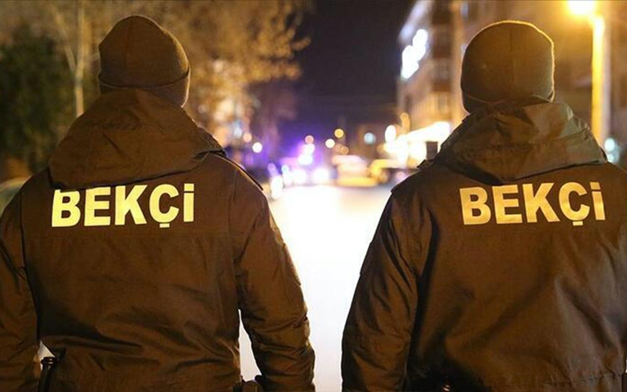 Olay yeri Malatya! Şüpheli şahıs bıçakla 2 bekçiyi, bekçi silahla arkadaşını yaraladı
