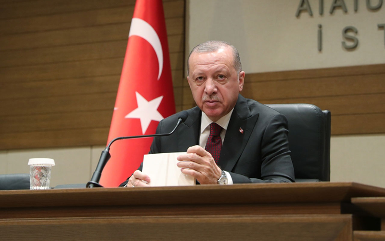 Cumhurbaşkanı Erdoğan Brüksel'e çantasındaki 4 dosyayla gidiyor