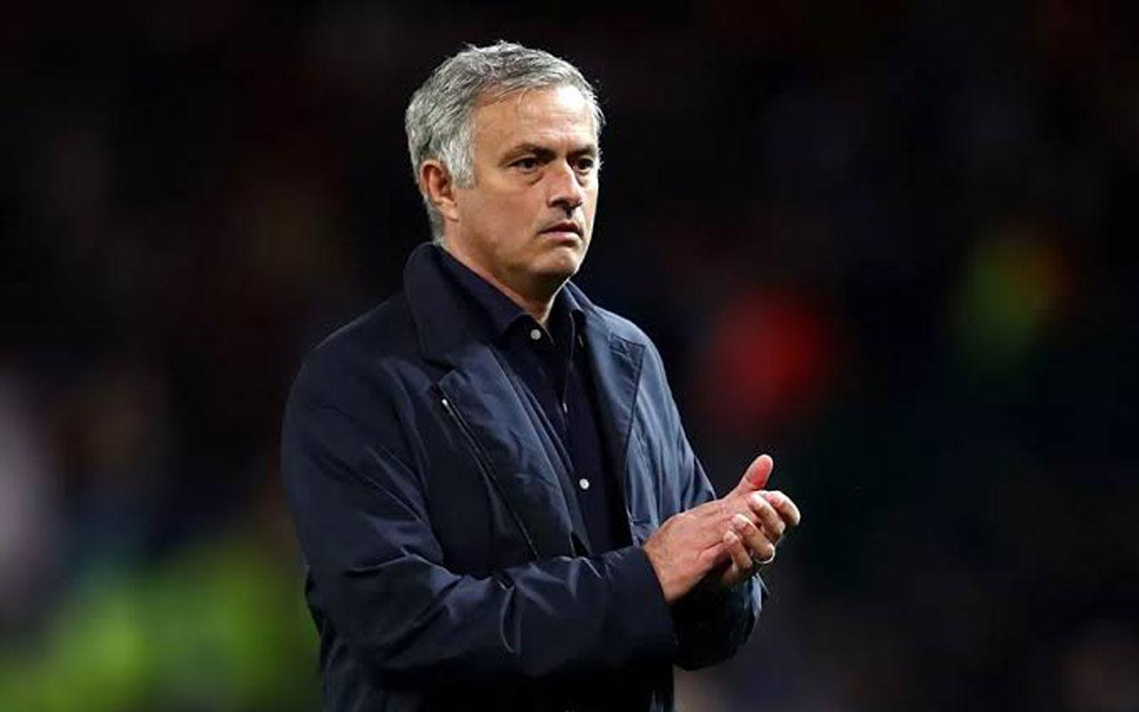 Jose Mourinho çılgına döndü attığı depara bakın