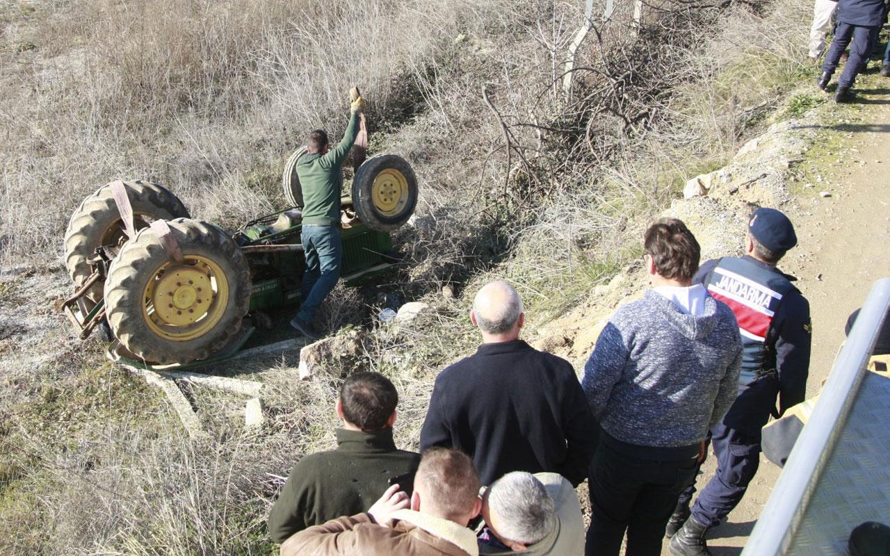 Gece evine gelmeyen kişinin trafik kazasında öldüğü ortaya çıktı