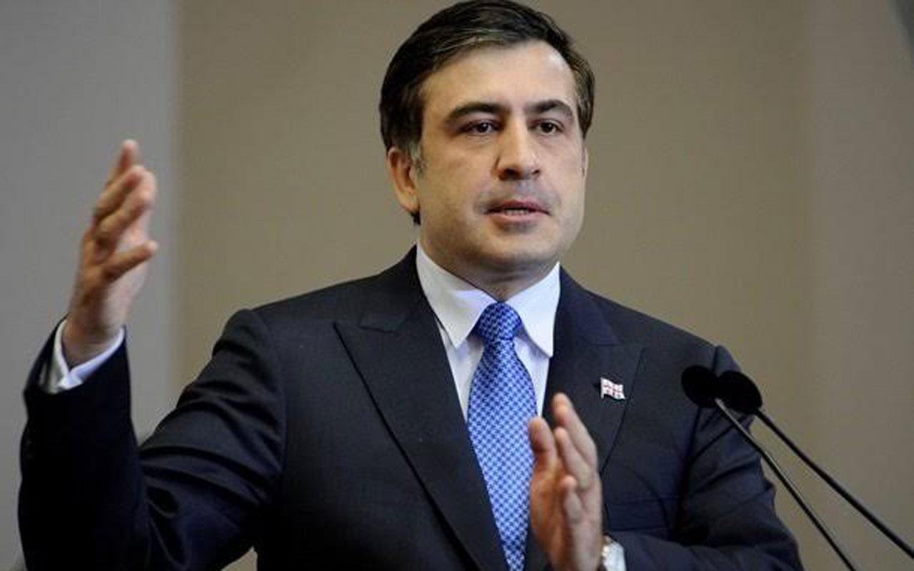 Mihail Saakaşvili'den şok iddia! O ülkeyi 5'e bölecekler