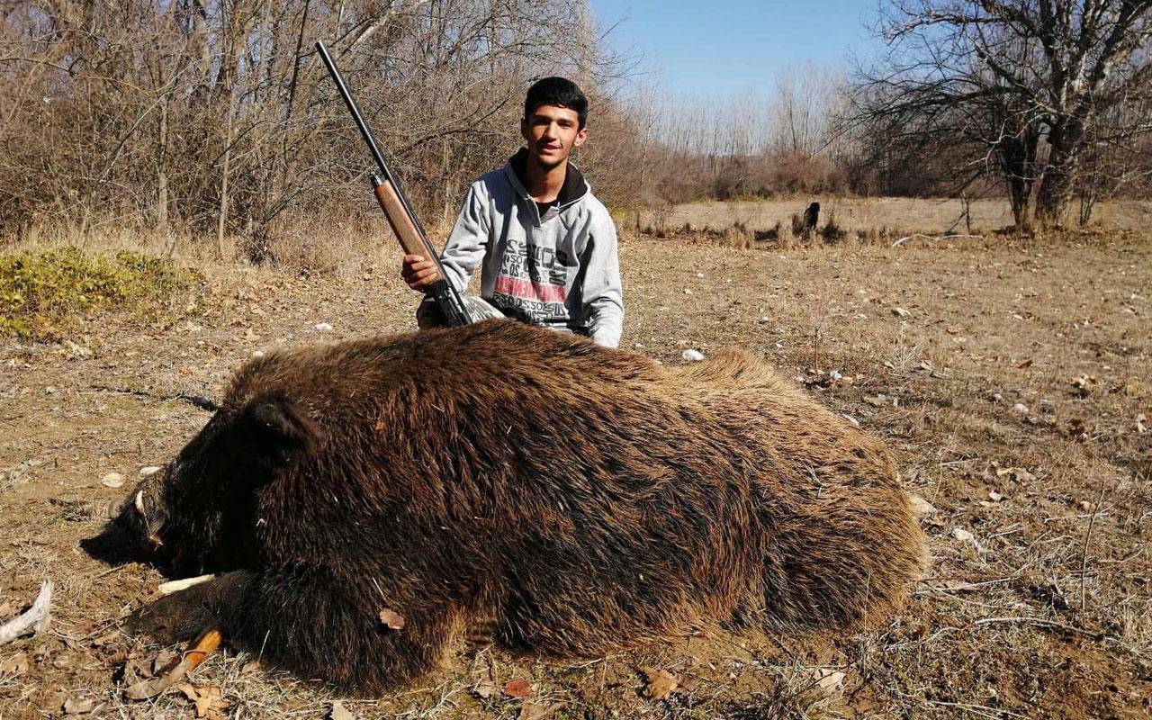 300 kiloluk 'Çal Canavarı' öldürüldü