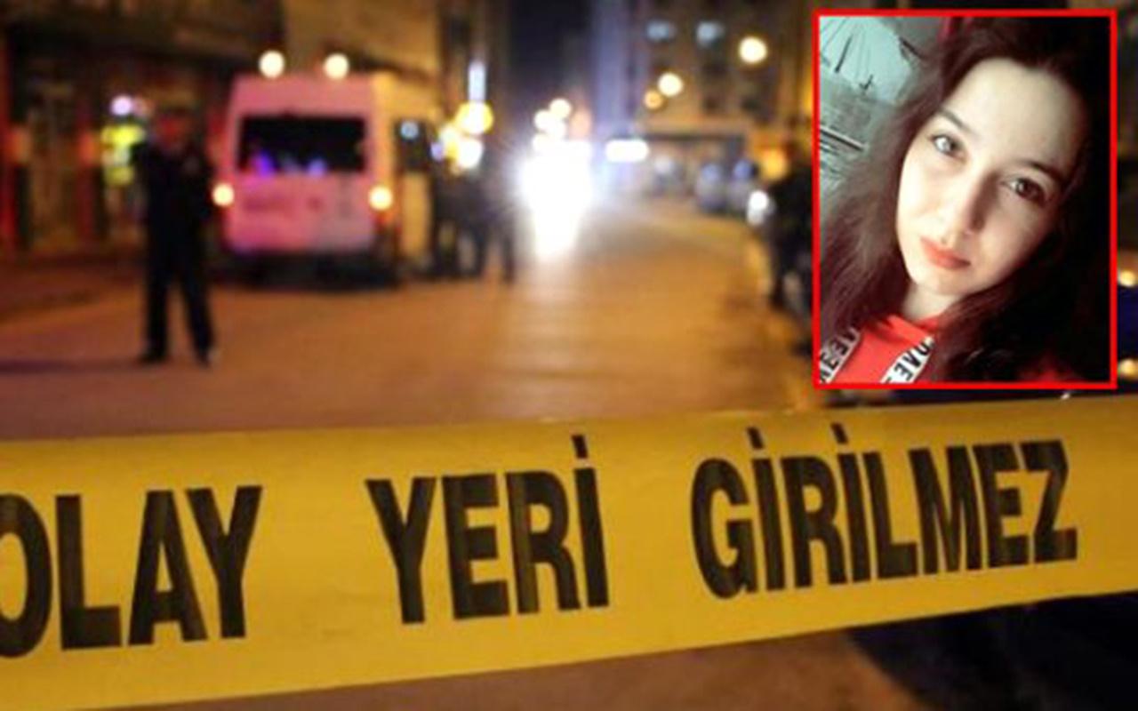 Annesini boğazından bıçaklayan genç kız balkondan atlayıp intihar etti