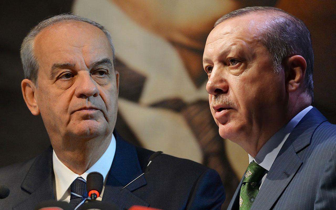 Cumhurbaşkanı Erdoğan'dan İlker Başbuğ'a sert sözler