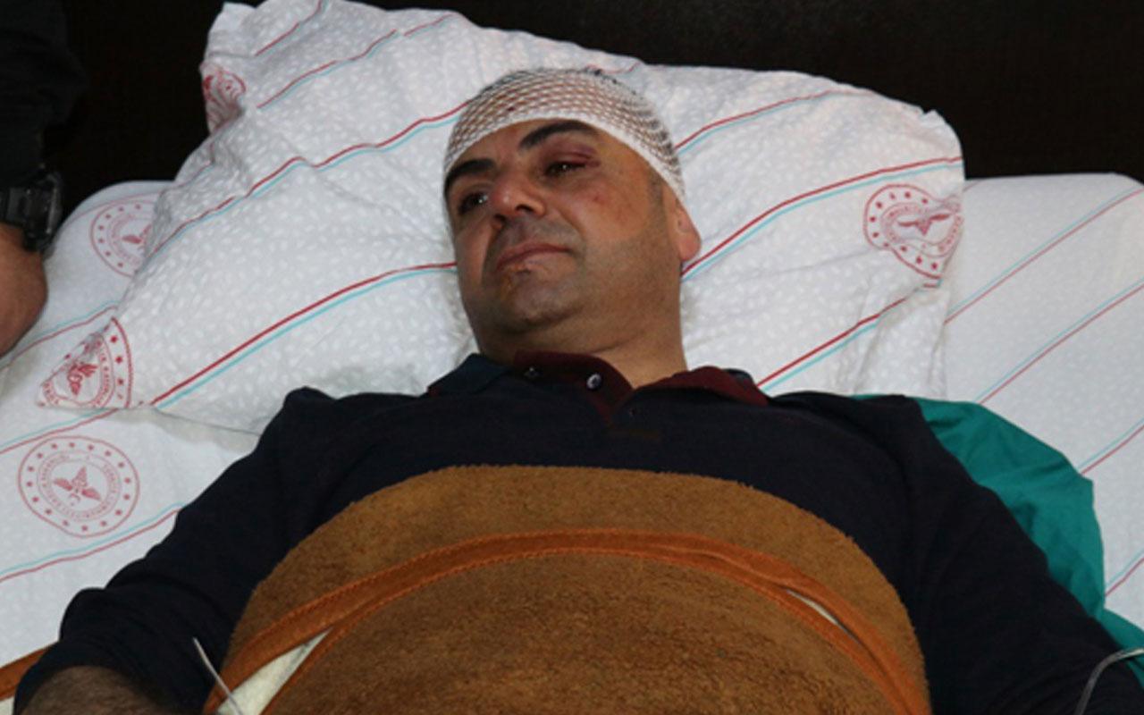 Çığ altından kurtarılan AFAD İl Müdürü Osman Uçar o anları anlattı
