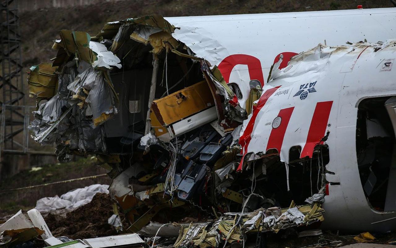 Sabiha Gökçen'deki uçak kazasında 5 kez anons yapıldı, pilotlar cevap veremedi