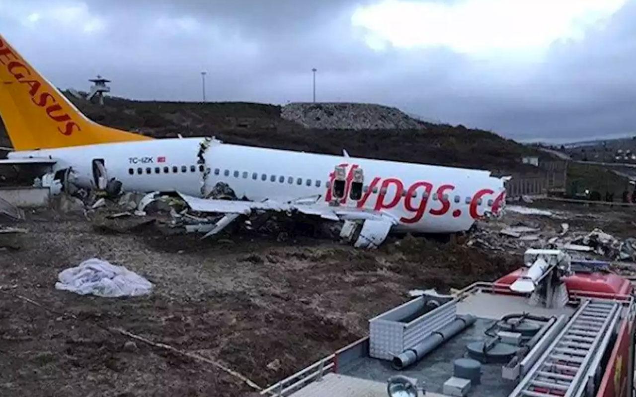 3 kişinin öldüğü Pegasus uçağı kazası ABD'den heyet geliyor