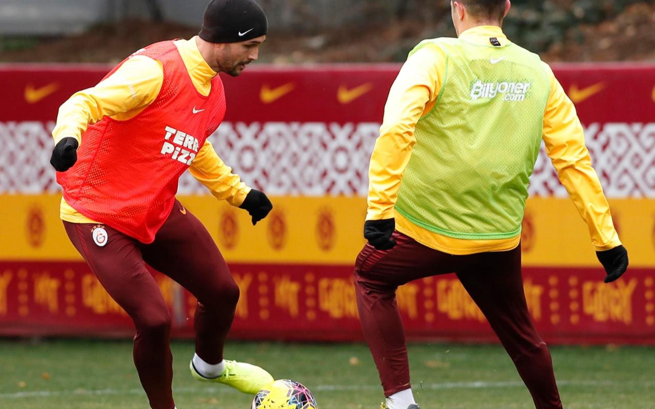Saracchi ve Falcao'dan Galatasaray'a müjdeli haber