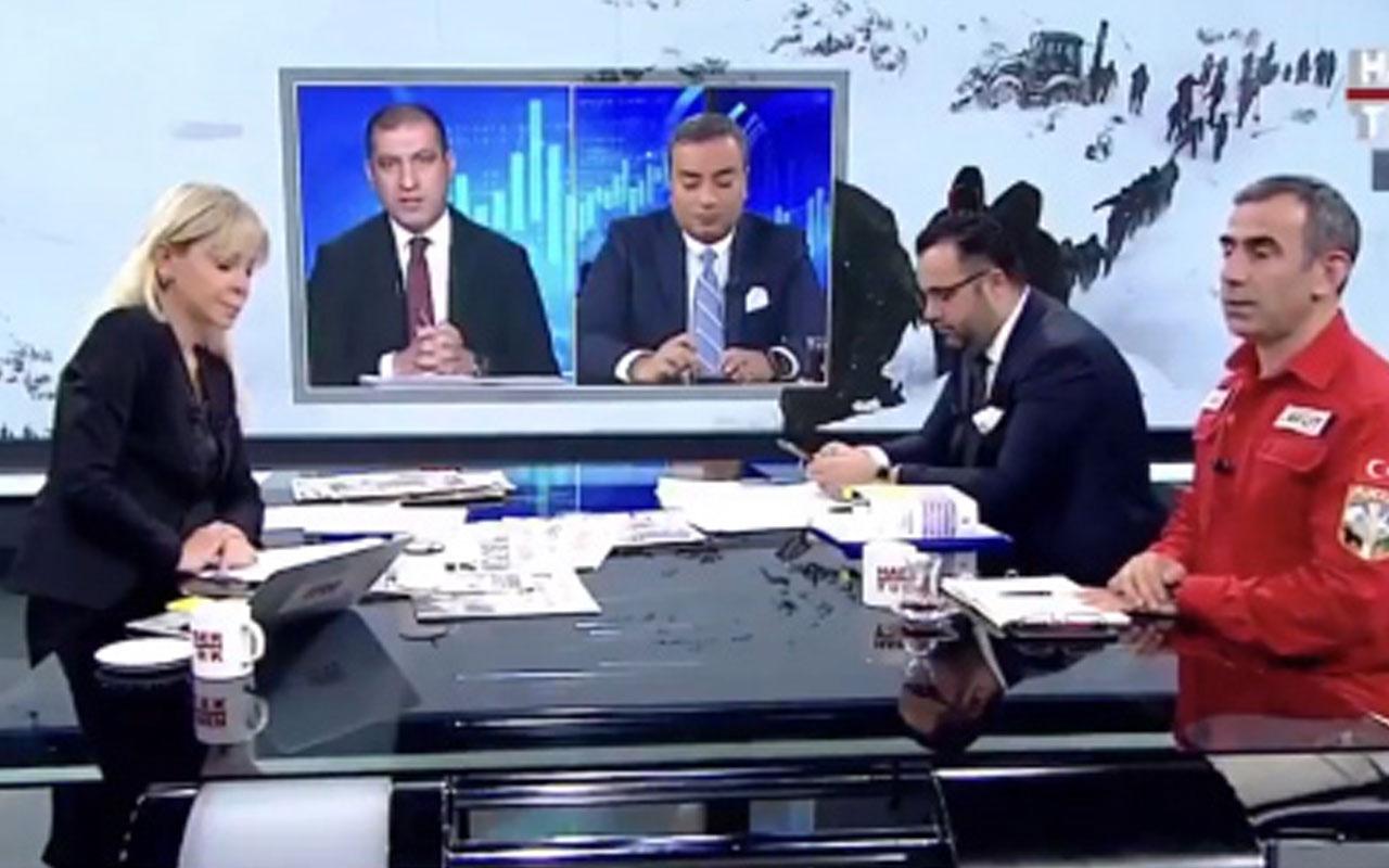 Cumhurbaşkanı Başdanışmanı Gülşen Orhan'la ilgili çığ iddiası! Habertürk'te söylendi