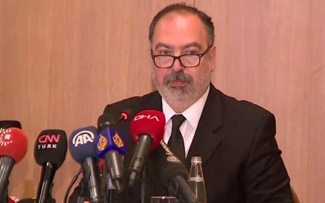 Pegasus Müdürü Mehmet Tevfik Nane uçak kazasını ağlamaklı anlattı