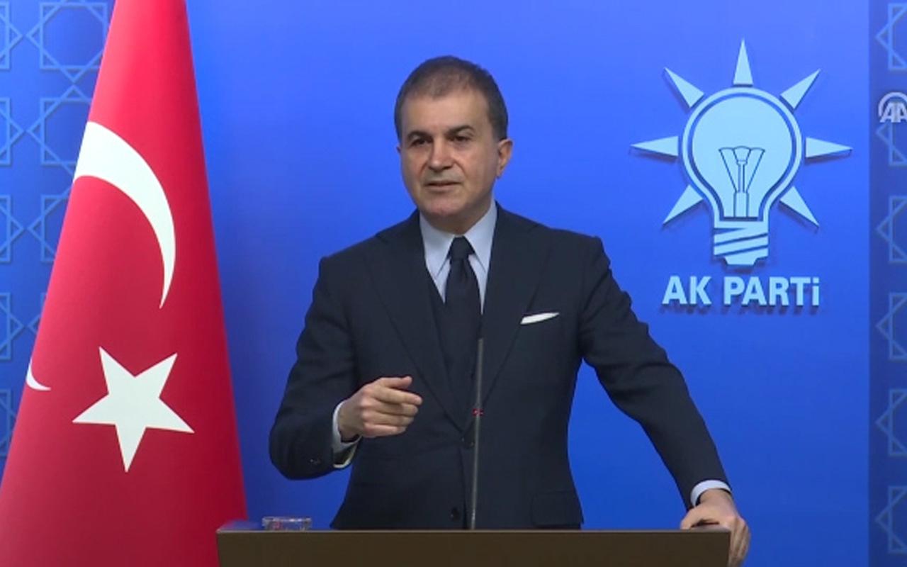 Ömer Çelik: İlker Başbuğ'un açıklamaları Türk demokrasisine saygısızlıktır