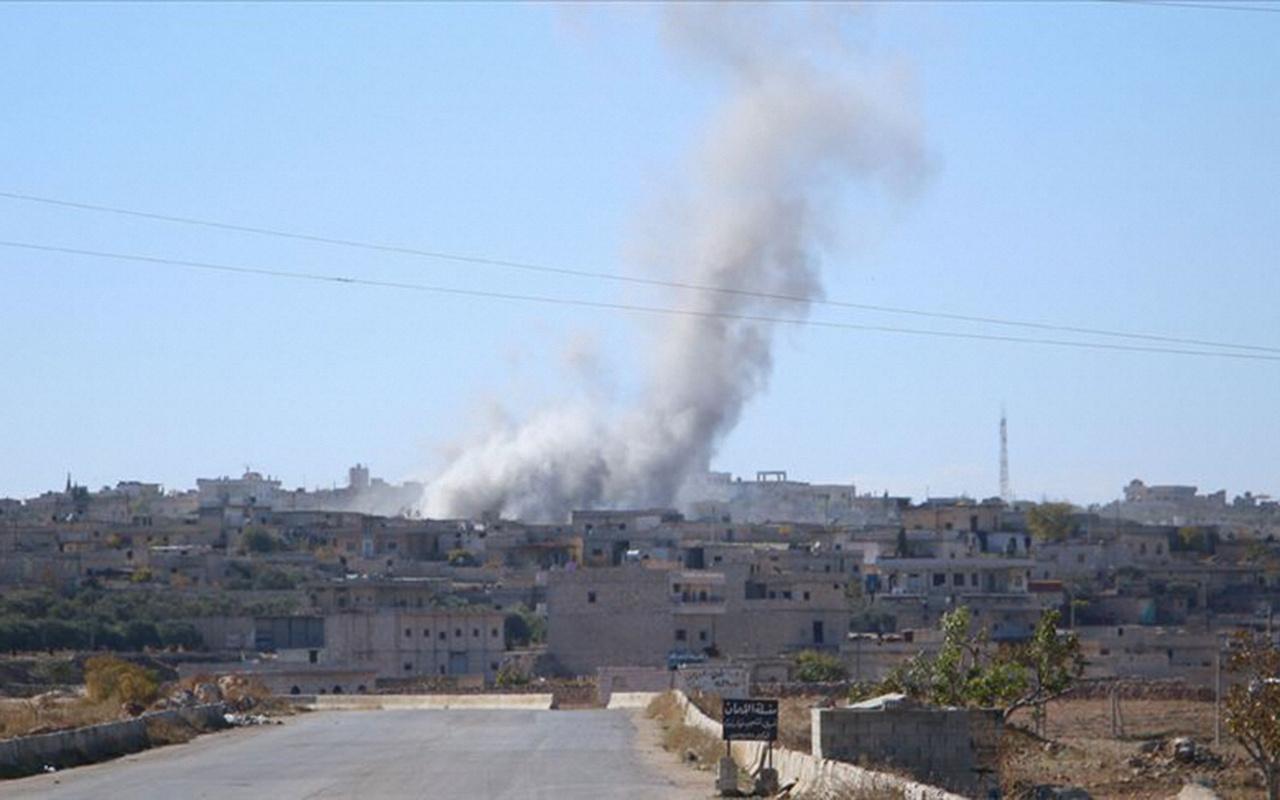 İdlib'de kanlı saldırı 15 sivil hayatını kaybetti