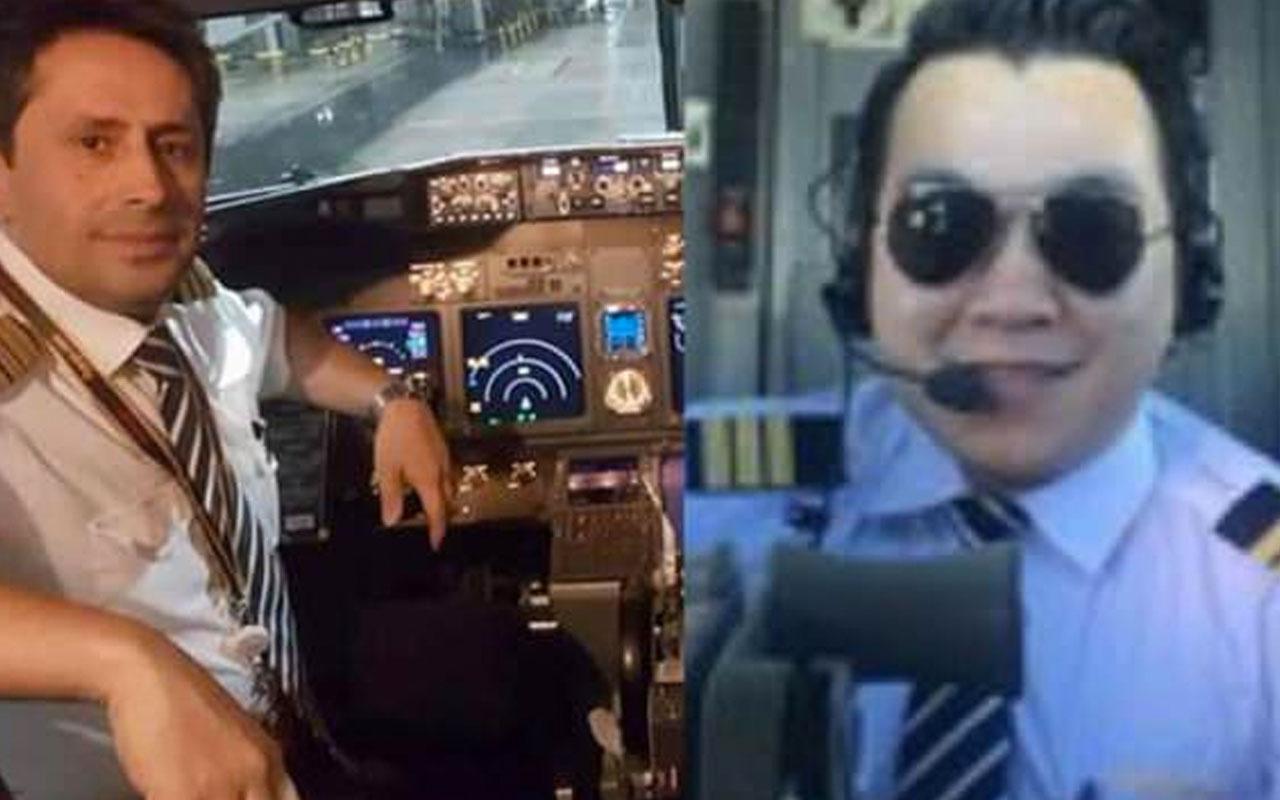 İşte kaza yapan Pegasus uçağın pilotları biri G. Koreli çıktı