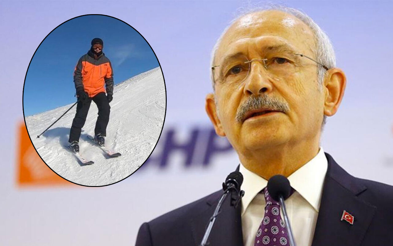 Kemal Kılıçdaroğlu İmamoğlu'nun kayak tatili hakkında ilk kez konuştu