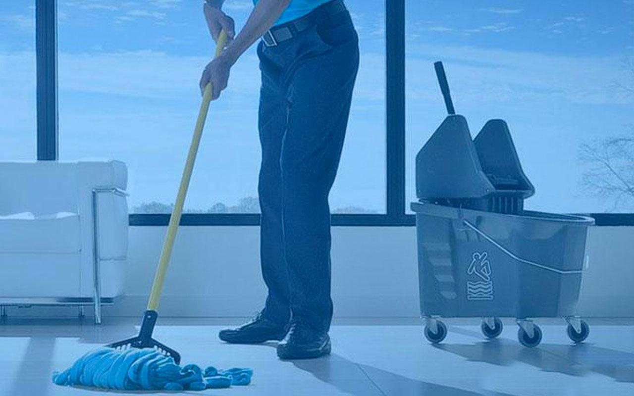 SYDV lisans mezunu temizlik işçisi almak için İŞKUR'a ilan verdi