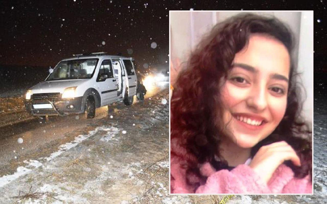 Baba liseli kızı Şeyma Yıldız'ı öldürüp yol kenarına attı sebebi korkunç