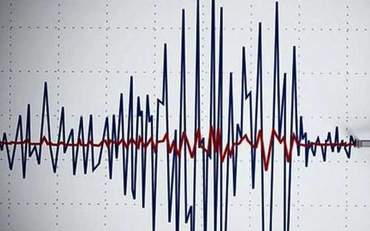 Muğla'da 3,6 şiddetinde deprem!