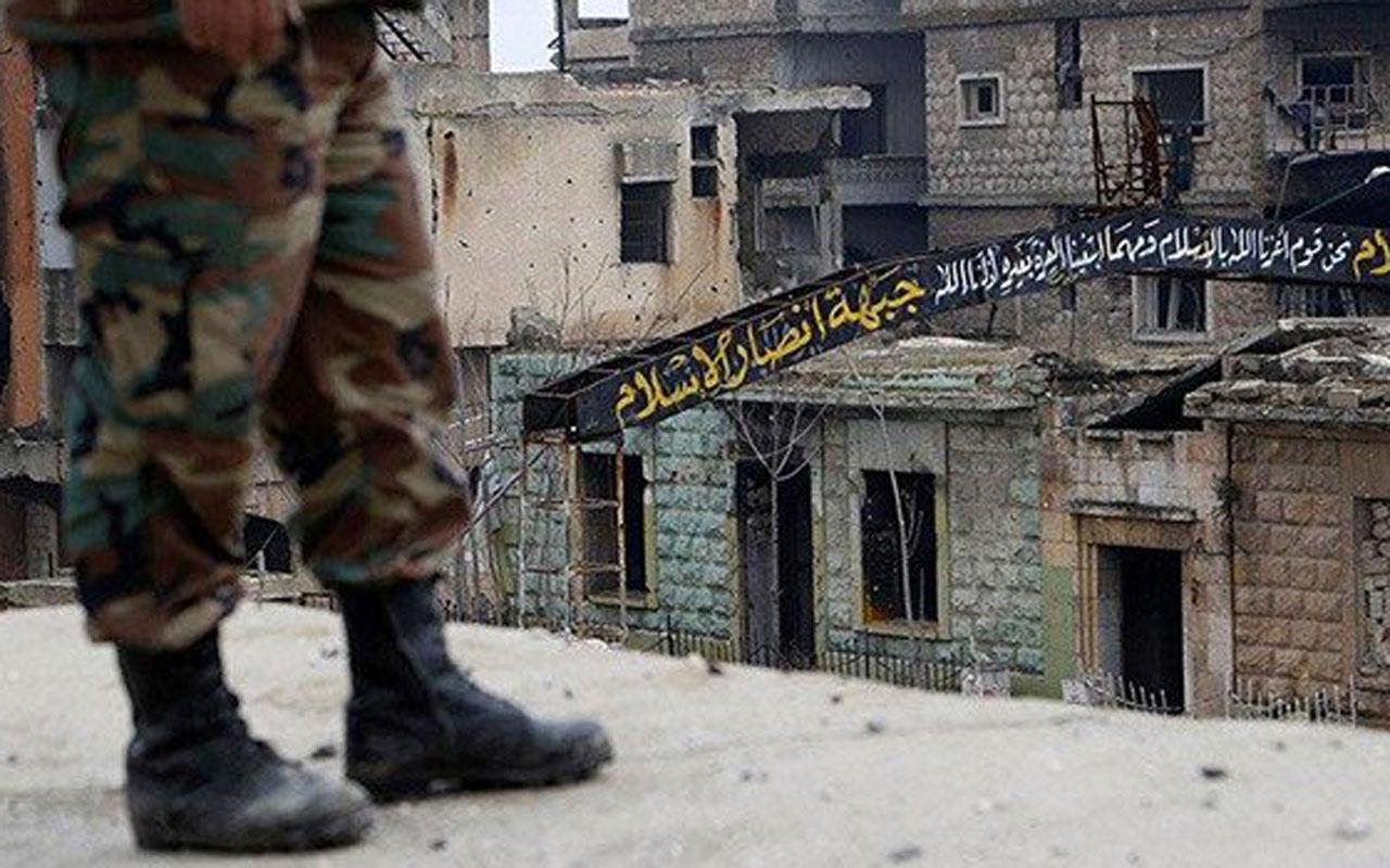 Esed ordusu o kritik bölgeye girdi Türk gözlem noktaları var