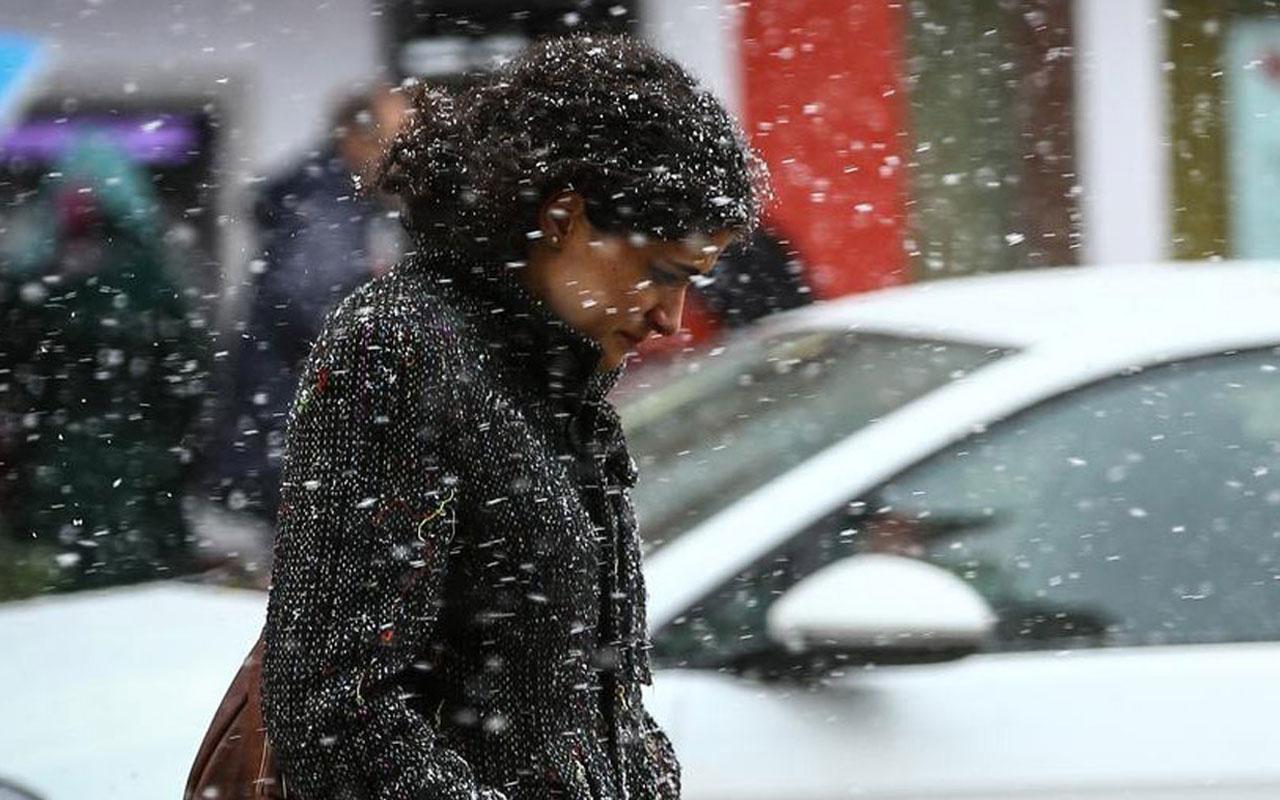 İstanbul'a kar ne zaman yağacak? Meteoroloji 5 santim olacak diyor