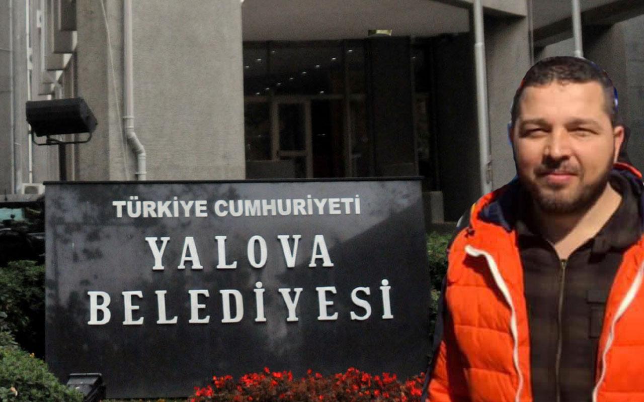 Yalova Belediyesi muhasebecisi 20 milyon lira ile ortadan kayboldu