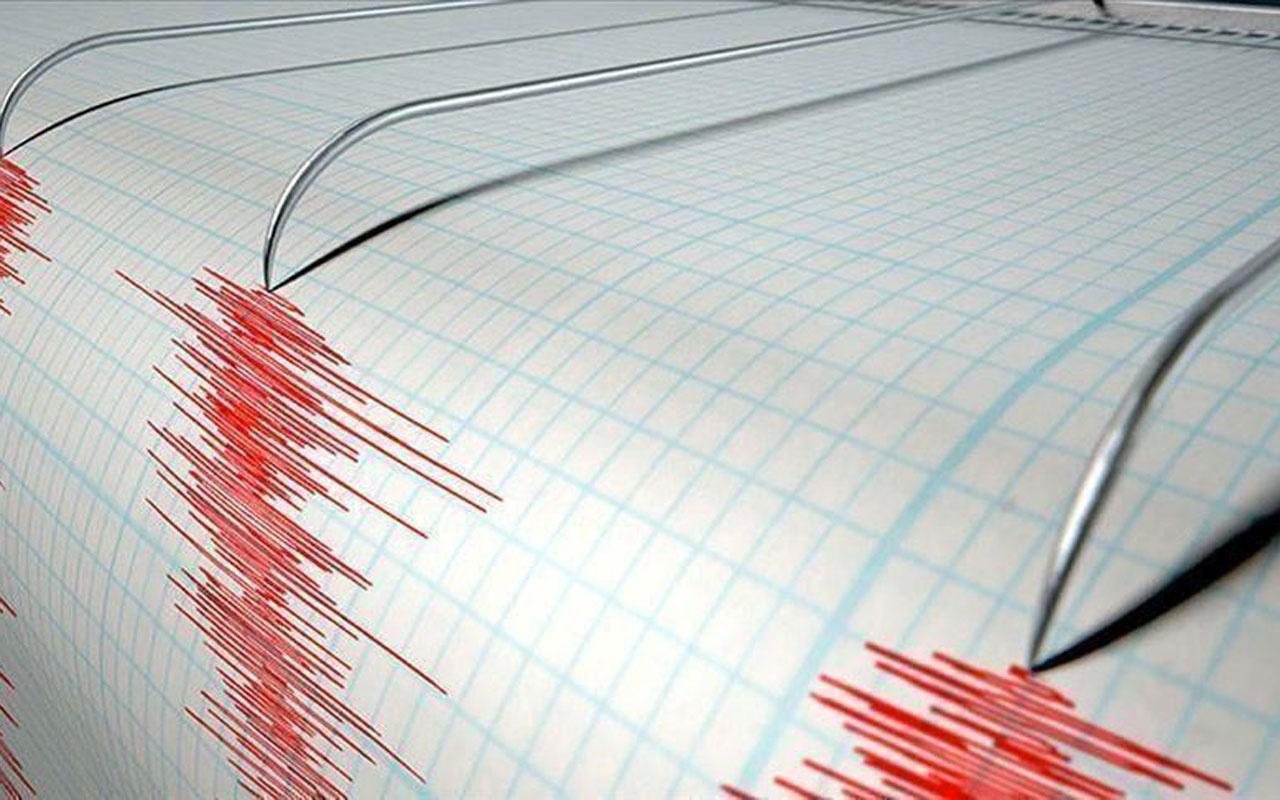 Manisa'nın Akhisar ilçesinde 4.0 büyüklüğünde deprem meydana geldi