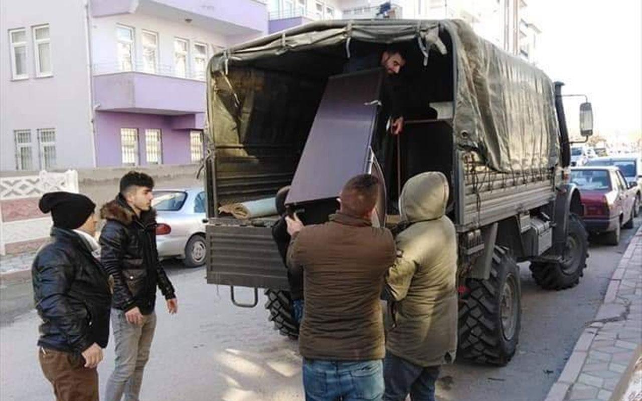 Elazığ'daki vicdansızlığa Jandarma el koydu