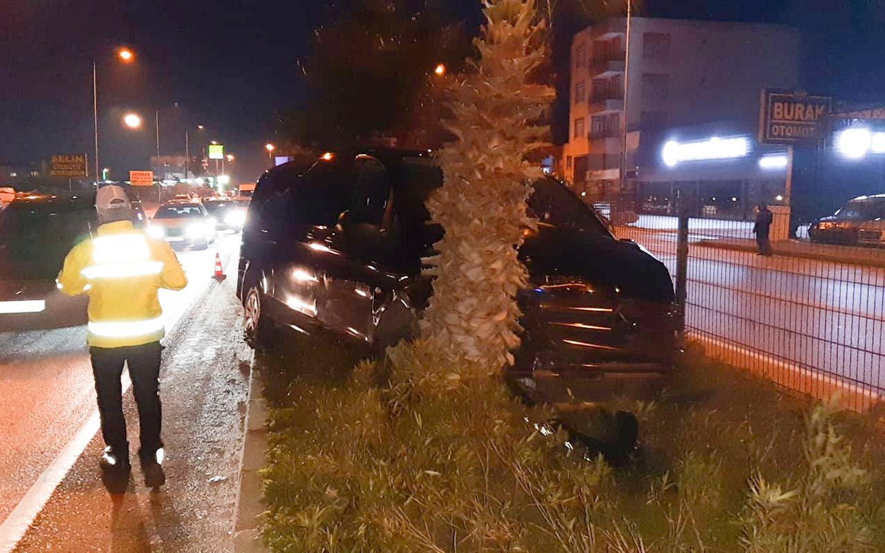 AK Partili Özhaseki, Türel ve Yılmaz kazada yaralandı