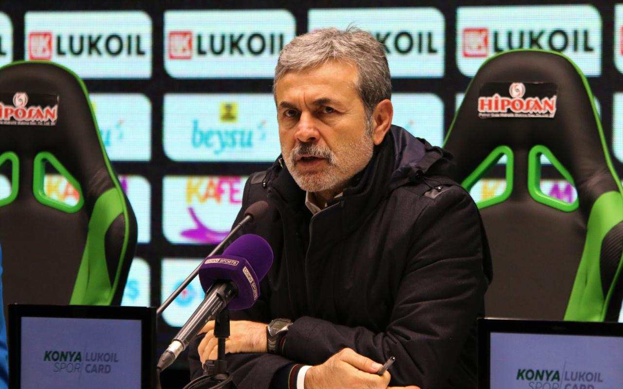 "Aykut Kocaman'dan Konyaspor'a ""veda"" mektubu"
