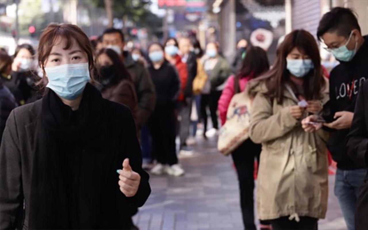 Çin'de koronavirüsten hayatını kaybedenlerin sayısı 1869'a çıktı