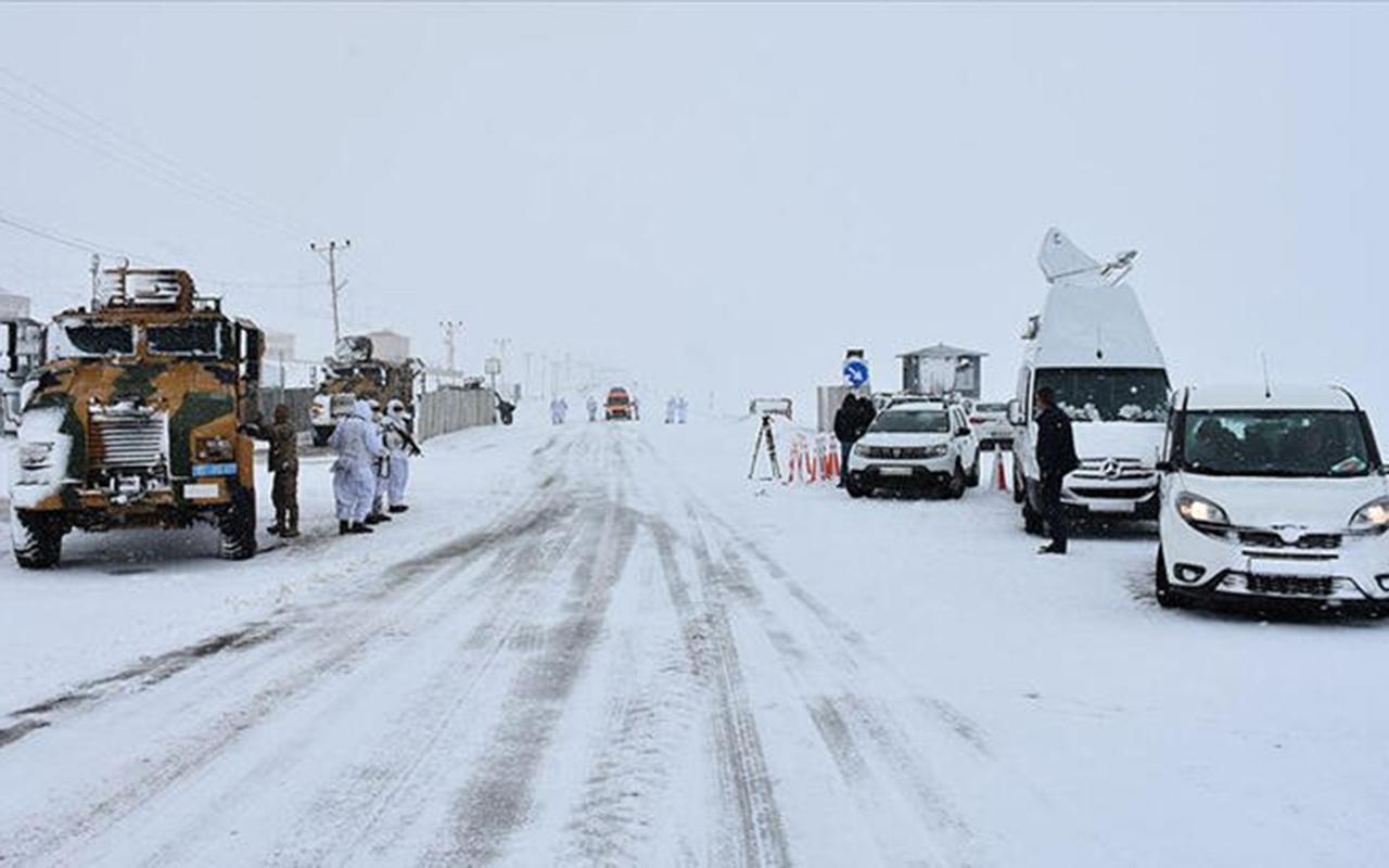 Van'dan acı haber! 13 kaçak göçmen donarak hayatını kaybetti