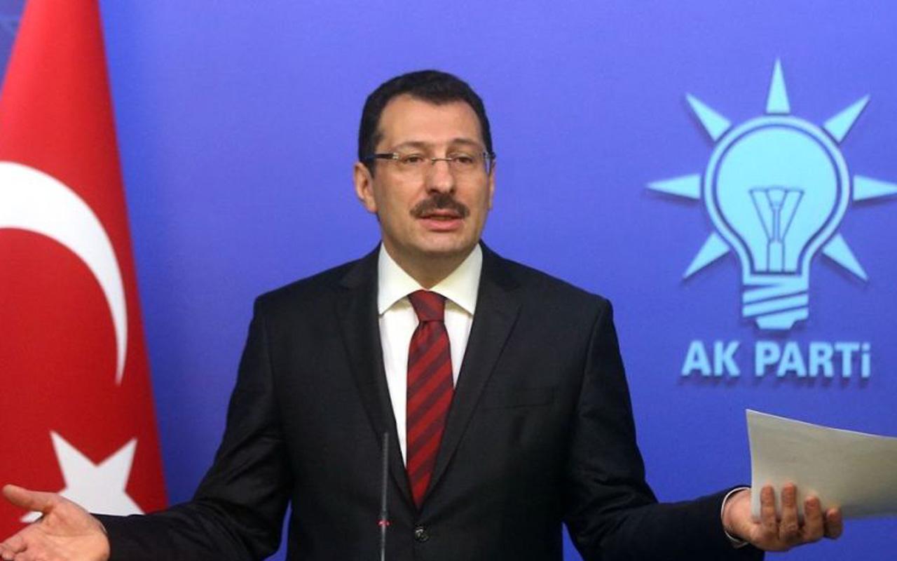 AK Partili Yavuz video paylaştı, CHP'lilere tepki gösterdi