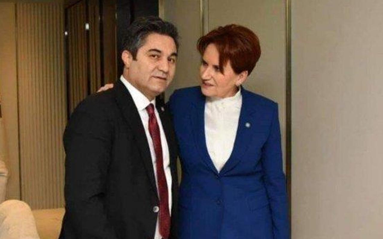 """İYİ Partili üyenin """"Ali Cengiz"""" oyunu böyle çöktü"""