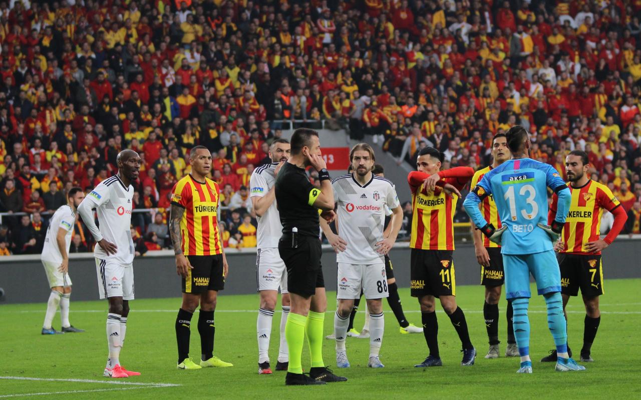 IFAB TFF'ye bildirdi: Beşiktaş maçını tekrar ettirin