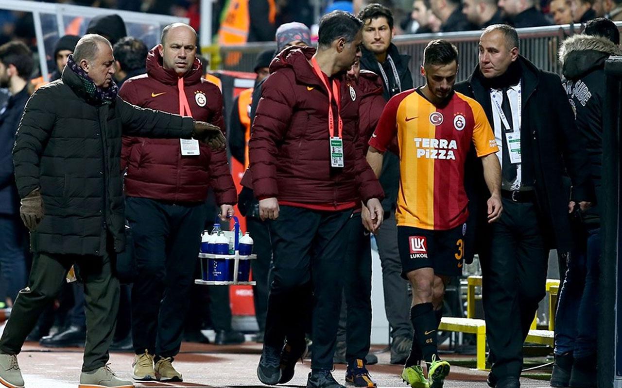 Saracchi'den Galatasaray'a müjdeli haber