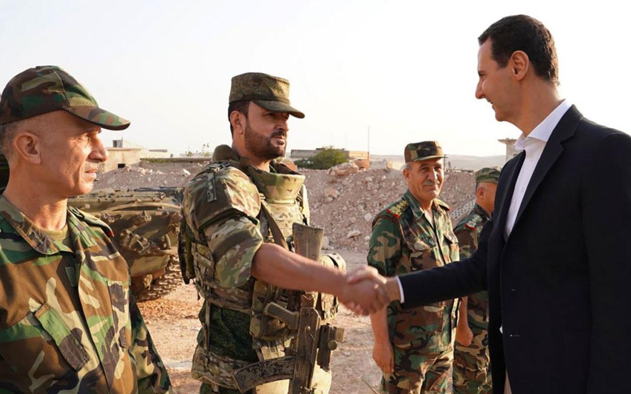 DEAŞ'lı teröristler Esad saflarına katılıyor! İranlı eski diplomattan şok eden sözler