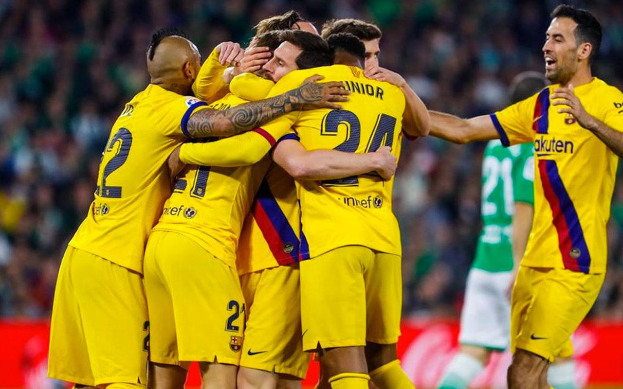 Gol düellosunu Barcelona kazandı