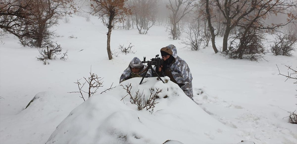 İçişleri Bakanlığı duyurdu Kapan-6 Zori operasyonu başlatıldı