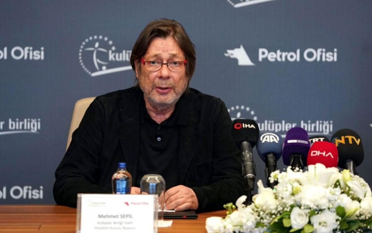Mehmet Sepil Ali Koç'la yaptığı telefon görüşmesini anlattı