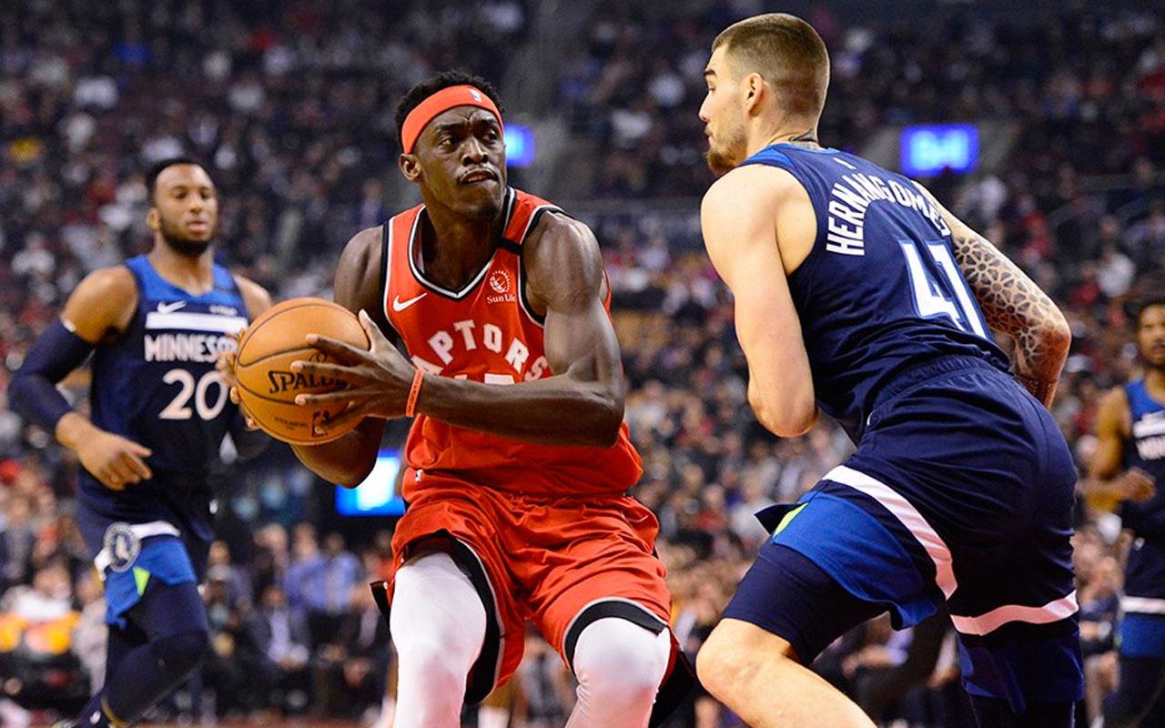 Toronto Raptors, galibiyet serisini 15 maça çıkardı