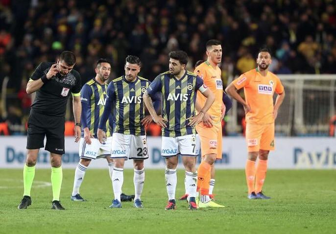 Fenerbahçe Alanyaspor maçının VAR kayıtları dinlendi ağır ceza geliyor