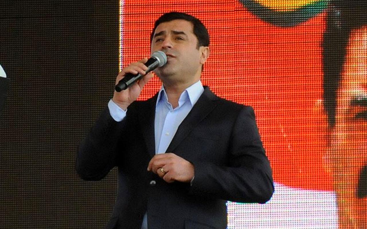 Selahattin Demirtaş köşe yazarlığına başlıyor!