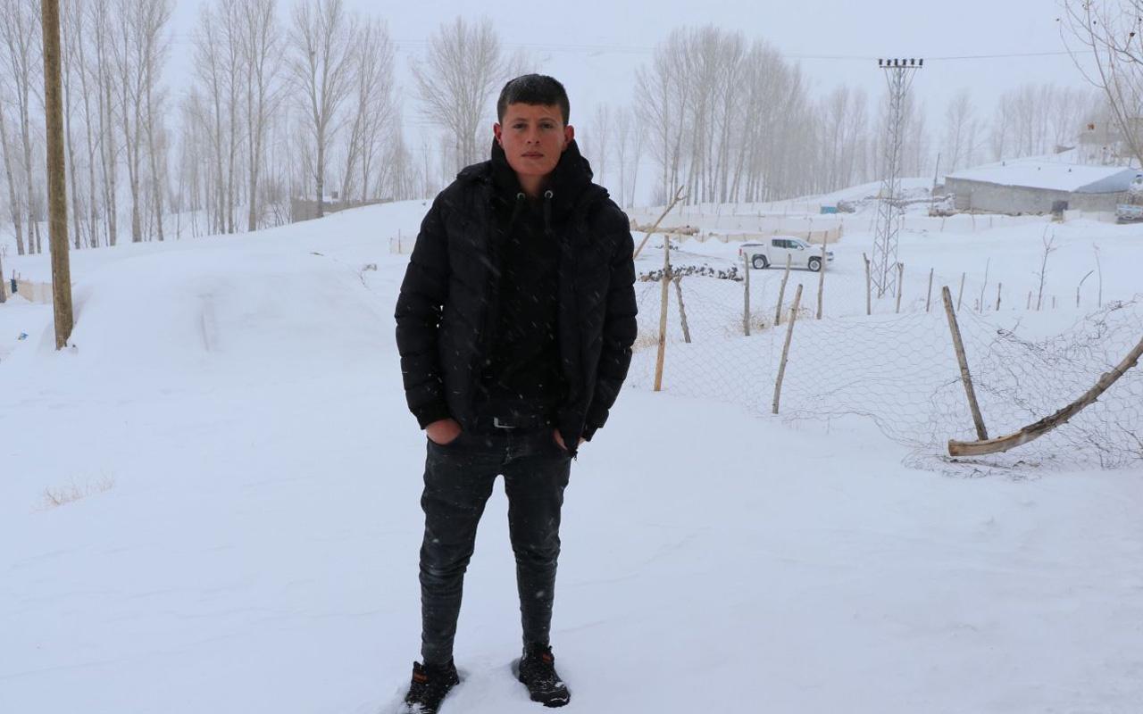 İnşaatta söylediği türküyle gündem olan Murat Akbaşlı'ya piyango vurdu