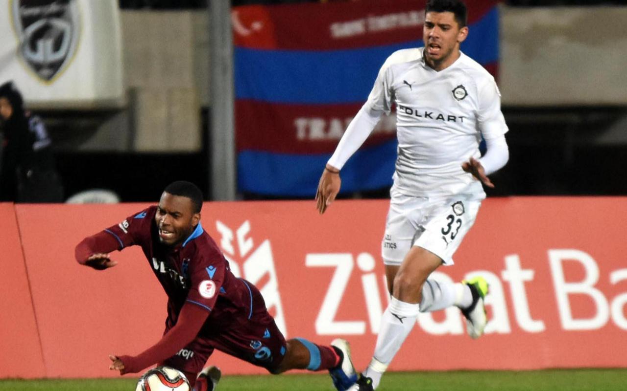 Altaylı Cenk'i Trabzonspor izliyor
