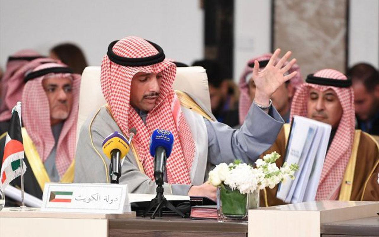 ABD'nin barış planını çöpe atan Arap parlamentere linç