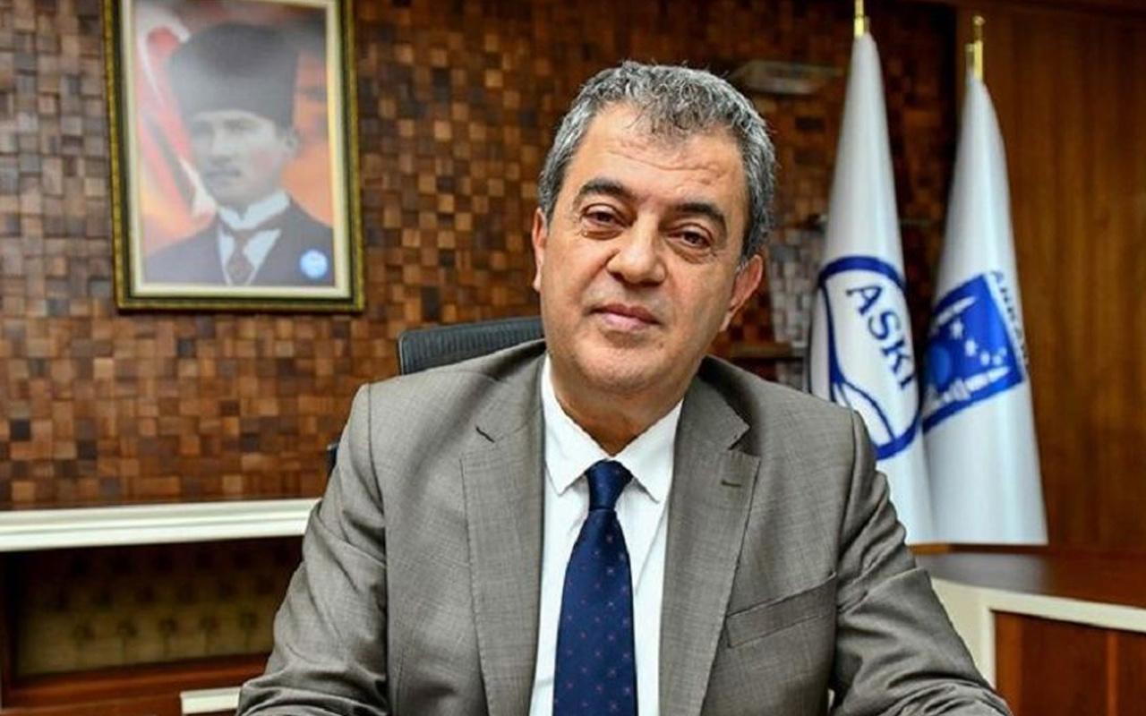ASKİ Genel Müdürü Erdoğan Öztürk oldu! Ankara Büyükşehir Belediyesi duyurdu