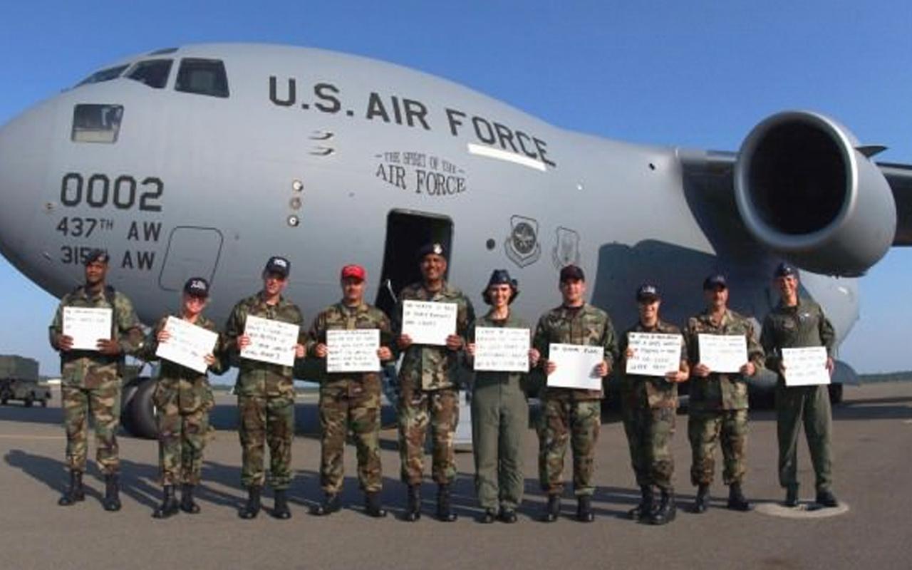 ABD Hava Kuvvetleri askeri personeline başörtü ve sakalı serbest bıraktı