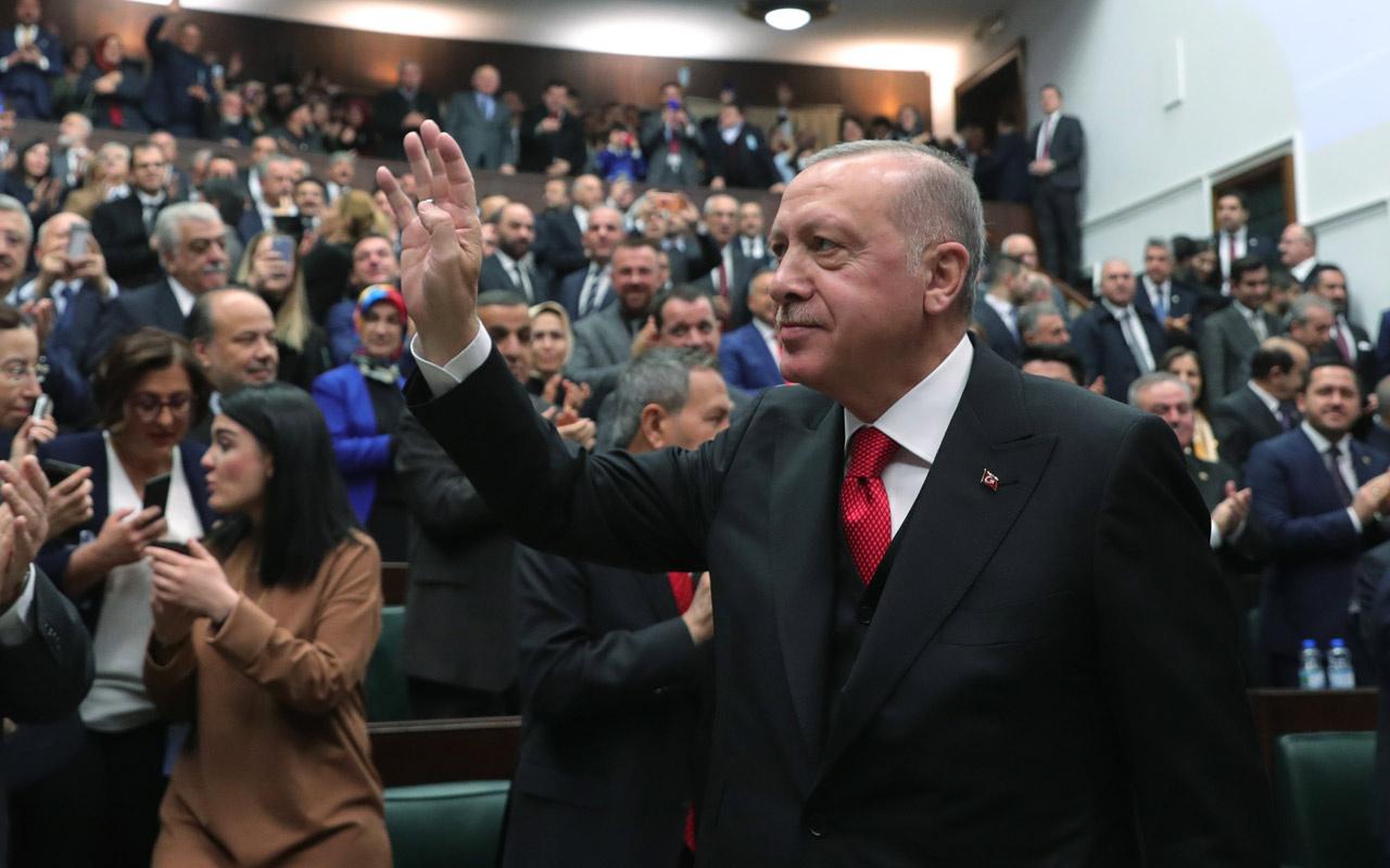 Cumhurbaşkanı Erdoğan'dan Kılıçdaroğlu'na FETÖ'nün siyasi ayağı yanıtı