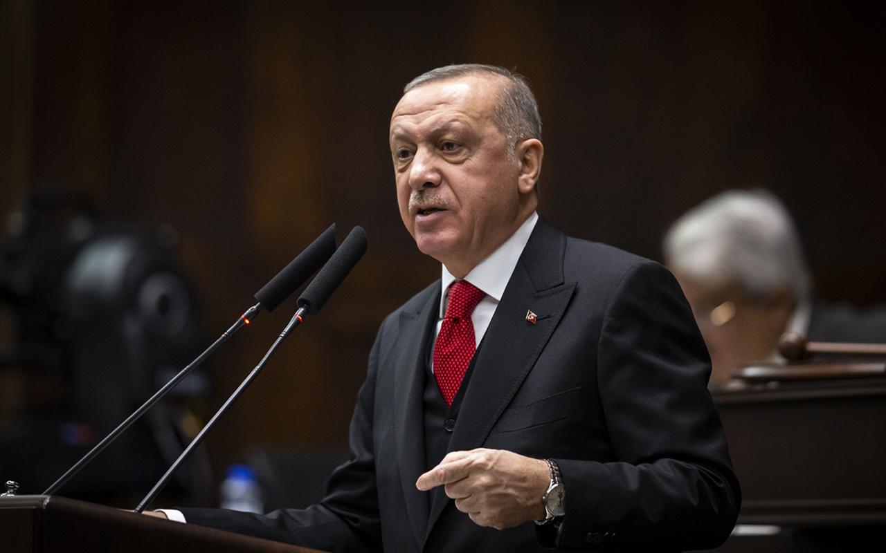 Erdoğan'dan milletvekillerine 'kuruluş ilkeleri' tepkisi: Pasif davranıyorsunuz